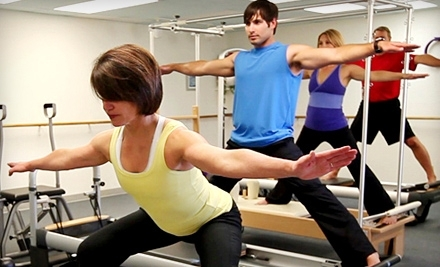 15 to Fit: 2 Reformer Pilates Group Classes and 1 Private Reformer Pilates Class - 15 to Fit in Indianapolis
