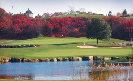 Ballymeade Country Club: Weekday Foursome Golf Package - Ballymeade Country Club in East Falmouth