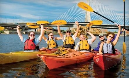 Charles River Canoe & Kayak - Charles River Canoe & Kayak in Newton