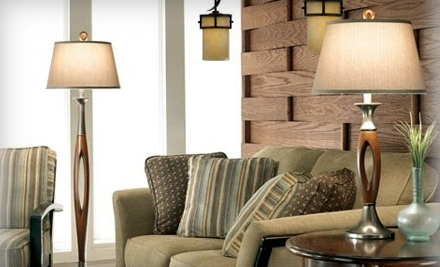 $40 Groupon to LampsUSA - Lamps USA.com in
