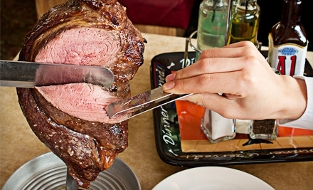 $30 Groupon to Rio's Steak House - Rio's Steak House in Quincy