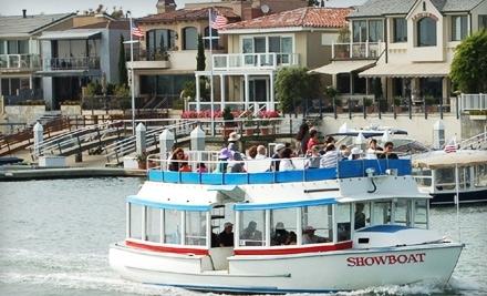 Fun Zone Boat Company: 1 Child Ticket - The Fun Zone Boat Company in Balboa