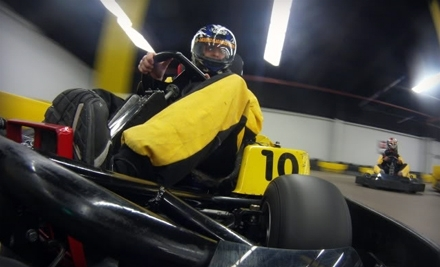 Checkered Flag Indoor Karting - Checkered Flag Indoor Karting in Haverhill
