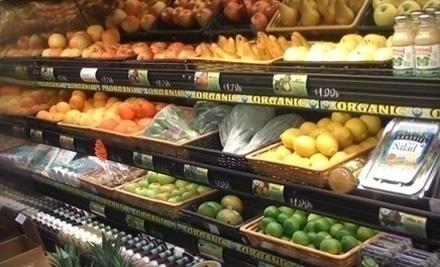 Natural Health Food Market Lubbock