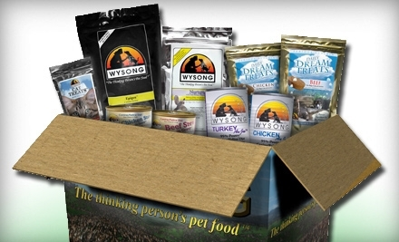 Wysong Natural Pet Foods & Supplements - Wysong Natural Pet Foods & Supplements in