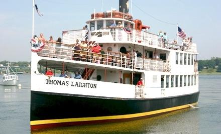 Isles of Shoals Steamship Company - Isles of Shoals Steamship Company in Portsmouth