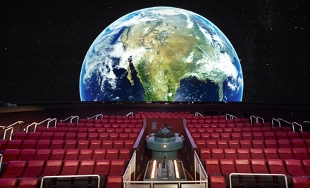 Range Rover Austin >> Mayborn Planetarium - Killeen, TX | Groupon