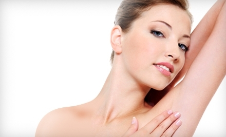 EOS Medical Spa: 3 Laser Hair-Removal Treatments - EOS Medical Spa in Decatur