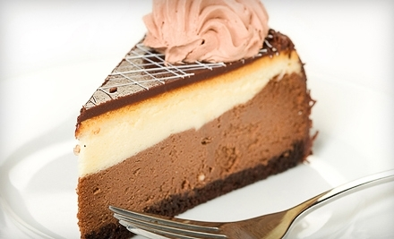$20 Groupon to Anthony's Cheesecake - Anthony's Cheesecake in Bloomfield