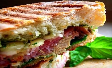 $10 Groupon to Cafe Fudgelato - Cafe Fudgelato in Alameda