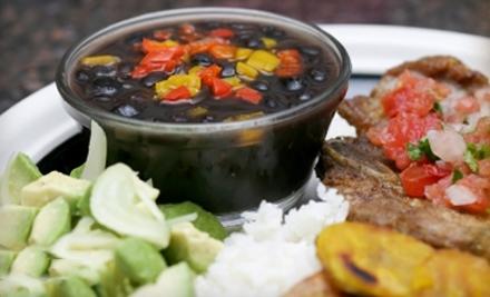 $10 Groupon to Taste of Cuba - Taste of Cuba in Lincolnwood
