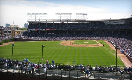 Chicago Cubs vs. Milwaukee Brewers on Mon., June 13 at 7:05PM at 1032 W Waveland - Wrigleyville Rooftops in Chicago