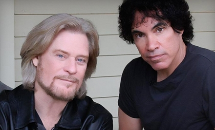 Live Nation: Hall & Oates at PNC Bank Arts Center on Wed., June 8 at 7:30PM - Daryl Hall & John Oates in Holmdel