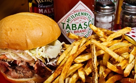 BBQ Post 401: $14 Groupon for Dine-in or Carryout - BBQ Post 401 in Fredericksburg