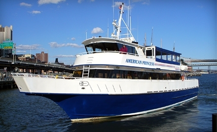 American Princess Cruises: 4-Hour Whale- and Dolphin-Watching Tour - American Princess Cruises in Queens