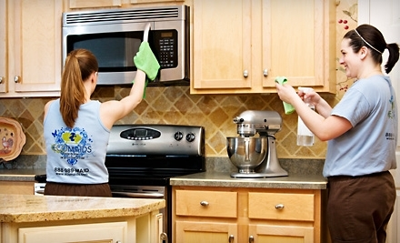 EcoMaids: Environmentally Friendly House-Cleaning - EcoMaids in