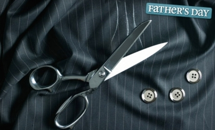 $125 Groupon to La Rukico Tailors - La Rukico Tailors in New York