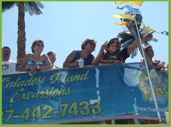 The Tropics Boat Tours Clearwater