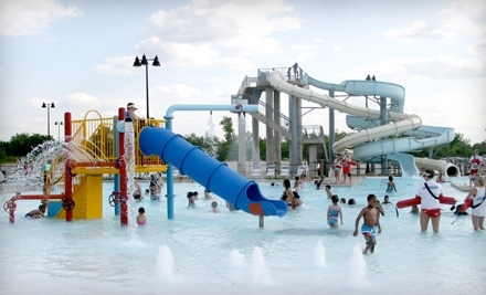 Splash Station Waterpark: 2 Children's Passes - Splash Station Waterpark in Joliet