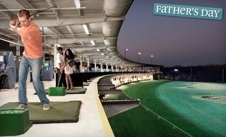 TOP GOLF GROUPON