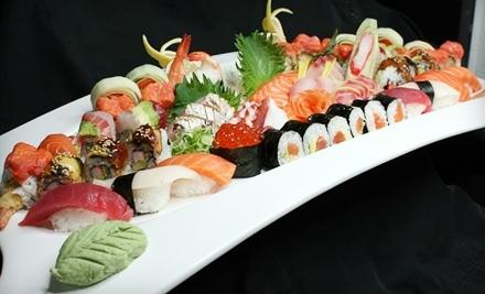 $30 Groupon to Arirang Hibachi Steakhouse and Sushi Bar - Arirang Hibachi Steakhouse and Sushi Bar in Mountainside