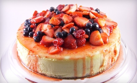 $30 Groupon to Crescent City Cheesecakes - Crescent City Cheesecakes in