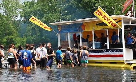 Delaware River Tubing: Tubing Adventure - Delaware River Tubing in Frenchtown