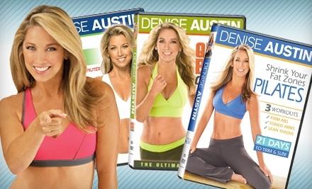 Denise Austin - Denise Austin in