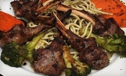 Spaghetti warehouse houston tx groupon for Armandas cuisine