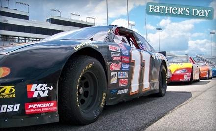 Drivetech: 12 Laps in a Stock Car - Drivetech  in Loudon