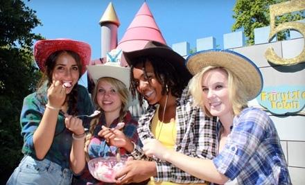 Fairytale Town: Humpty's Roundup on Sat., Jun. 11 at 6:00PM: 1 Child Ticket - Fairytale Town in Sacramento