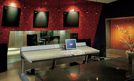 Firehouse Recording Studios: Two Hours in Studio B - Firehouse Recording Studios in Pasadena