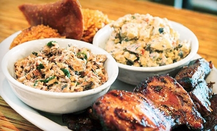 $25 Groupon to Guahan Grill - Guahan Grill in Oceanside