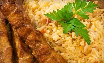 New Kapadokia: $14 Groupon for Lunch - New Kapadokia in Redwood City