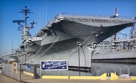 USS Hornet Museum - USS Hornet Museum in Alameda