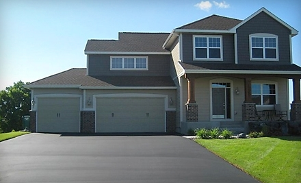 Elite Seal: Platinum Package Seal Coating for a 2-Car Driveway (Up to 800 Sq. Ft.) - Elite Seal in