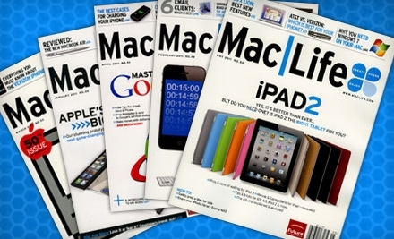 MacLife Magazine - MacLife   in