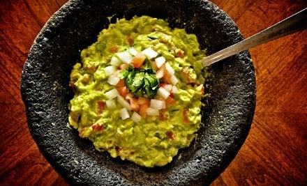 San Gabriel Mexican Cafe: $20 Groupon for Lunch - San Gabriel Mexican Cafe  in Bannockburn