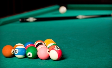 Pool Time Billiards: 2-Hour Table Rental for 1 Person - Pool Time Billiards in Midland Park