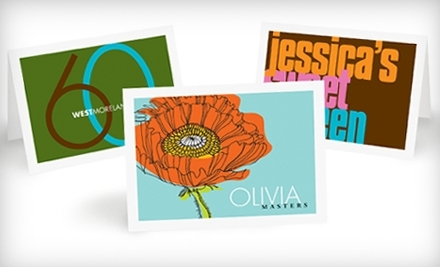 $30 Groupon to Fabulous Stationery - Fabulous Stationery in
