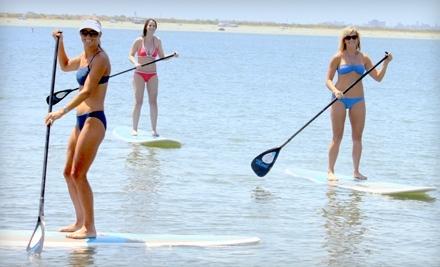 Adventure Water Sports: 2-Hour, 1-Person Ocean Kayak Rental at The Dana Hotel - Adventure Water Sports in San Diego