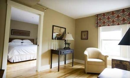 Woodbound Inn: 1-Night Stay in a Main Inn on Sun.-Thurs. - Woodbound Inn in Rindge