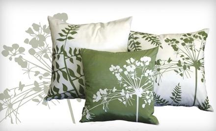 $50 Groupon to Pillow Decor - Pillow Decor in
