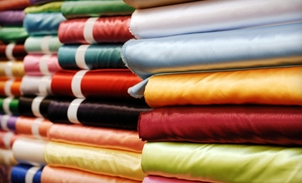 $40 Groupon to Textile Discount Outlet - Textile Discount Outlet in Chicago