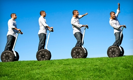 Boston Gliders: 1-Hour Segway Tour of Boston and a 5