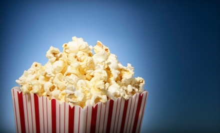 BlueLight Cinemas 5: 5 Anytime Movie Tickets, 5 Medium Popcorns, and 5 Medium Sodas  - BlueLight Cinemas 5 in Cupertino