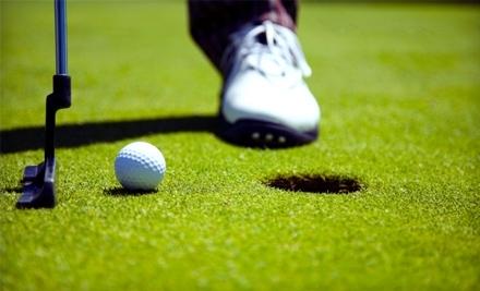 Woodbine Golf Course - Woodbine Golf Course in Homer Glen