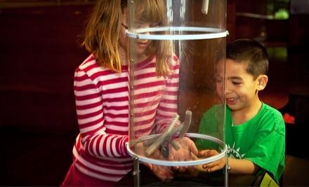 CuriOdyssey: Children's Ticket - CuriOdyssey in San Mateo
