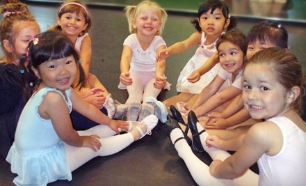 Tricks Gymnastics, Dance, and Swim: 1 Month of Bunny Ballet Dance Classes - Tricks Gymnastics, Dance, and Swim in Folsom