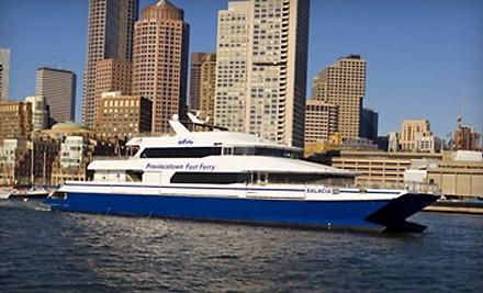 Boston Harbor Cruises - Boston Harbor Cruises in Boston